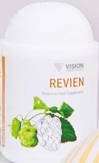 """БАД """"Revien"""" (Ревьен) - борьба с синдромом хронической усталости"""