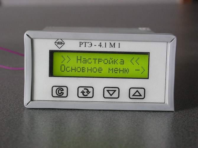 Купить Прецизионный измеритель регулятор РТЭ-4.1Р
