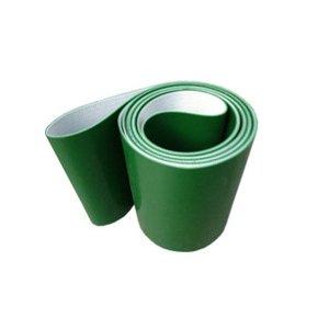 Конвейерная лента CHIORINO 2M8 U0-V5 А зеленая ПВХ PVC