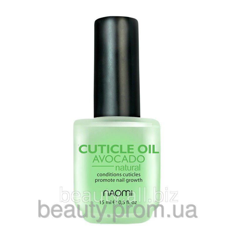 Buy Nail oil and cuticles with avocado of 15 ml NAOMI