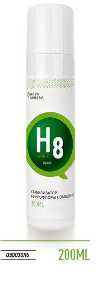 Купить Н8. Стабилизатор микрофлоры пробиотический для помещений и автомобилей Нова Сфера