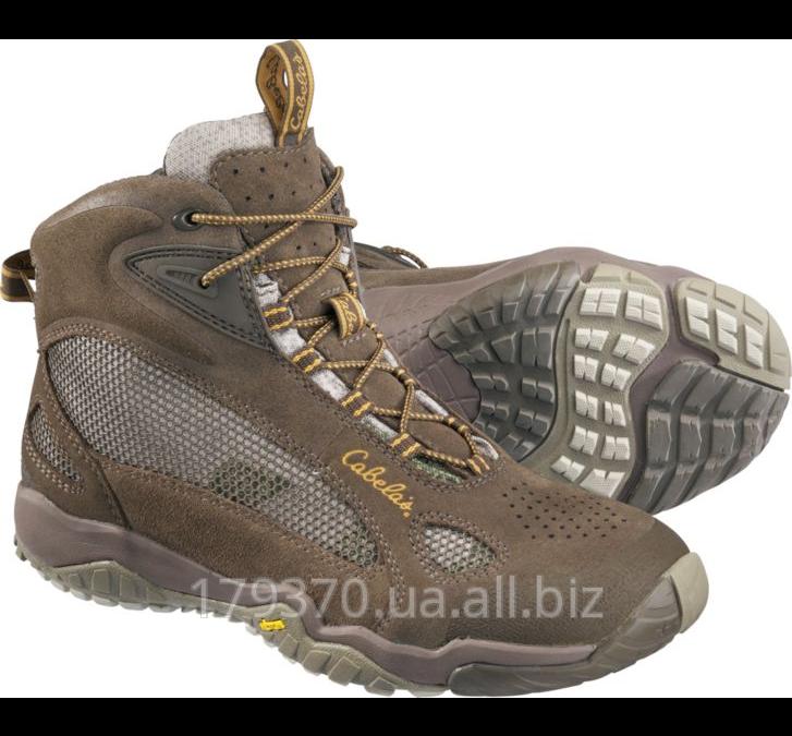 Ботинки охотничьи демисезонные Cabela's Barefoot Hunter Hunting Boots