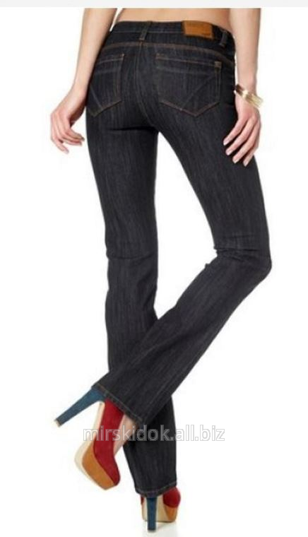 Buy Women's jeans, sound slimming the Arizona brand of a direct cut high growth on 50-52 the size