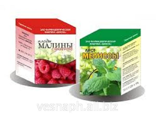 Упаковка для лечебных трав