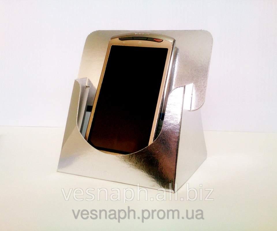 Подставка под мобильный телефон с индивидуальным дизайном