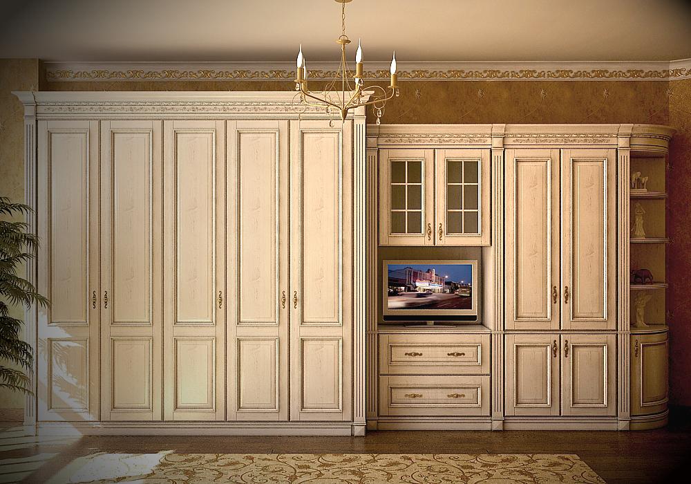 шкафы и шкафы купе деревянные с ручной резьбой встроенные