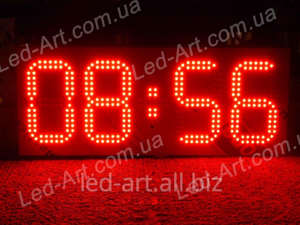 Светодиодные электронные часы купить