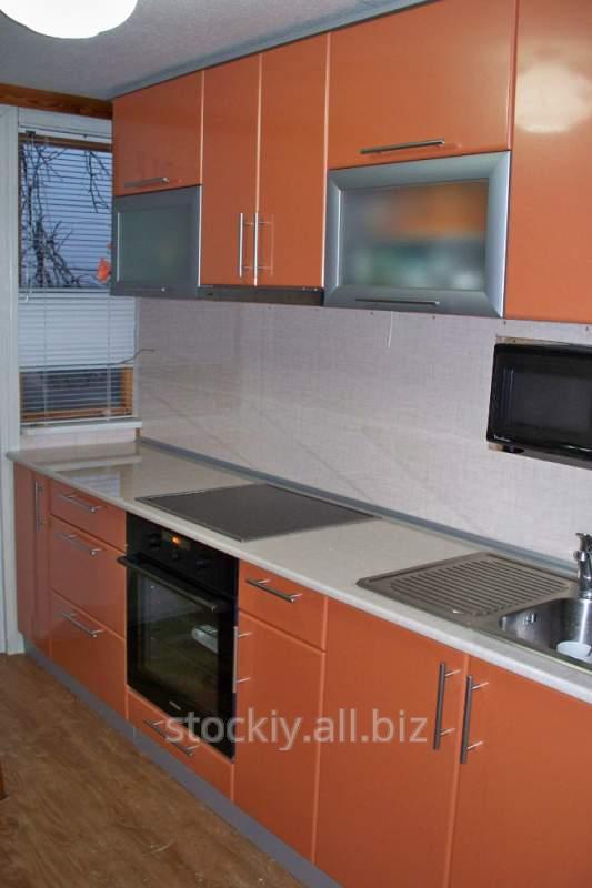 Купить Кухонная мебель со встроенной бытовой техникой (21)