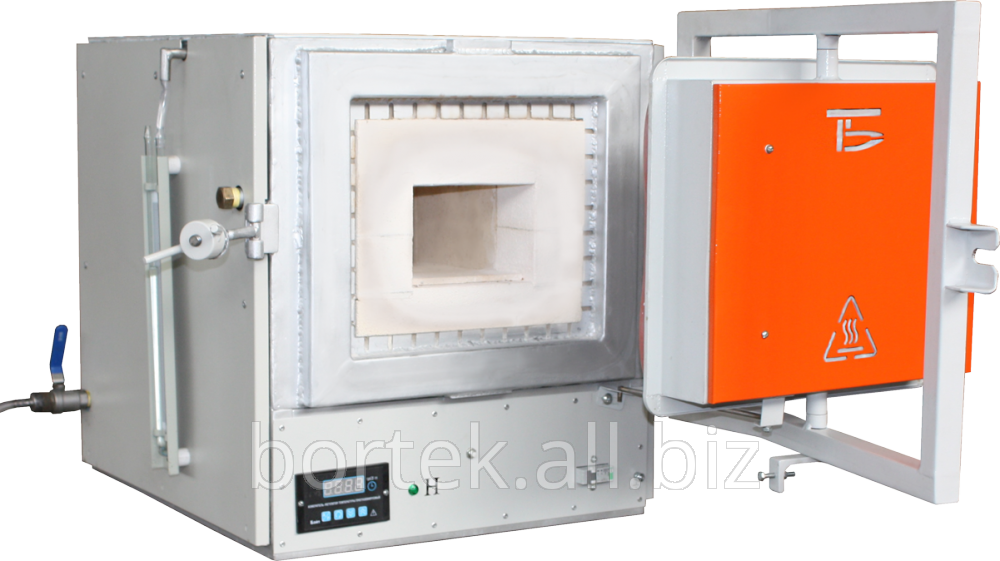 Electric furnace with protective atmosphere SNZL-1,6.2,5.1 / I2