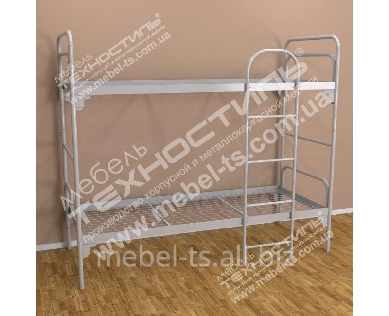 Кровать металлическая разборная улучшенная 1900х700 мм.
