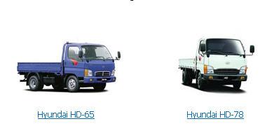Купить Грузовые автомобили Hyundai