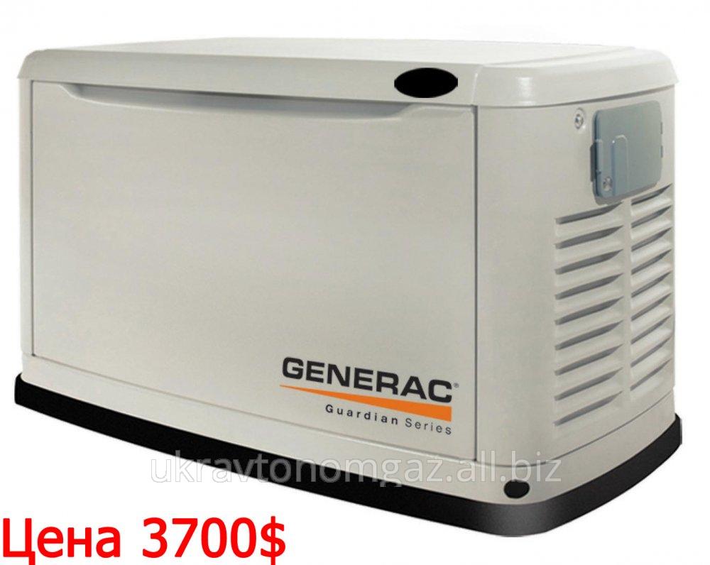 Газовый генератор Generac 5,6 HSB природный газ или пропан-бутан