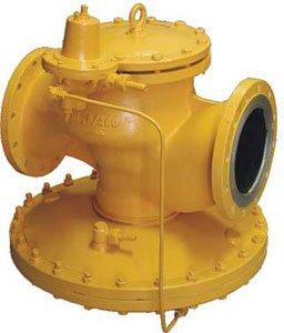 Купить Регулятор давления газа РДУК-2В-50