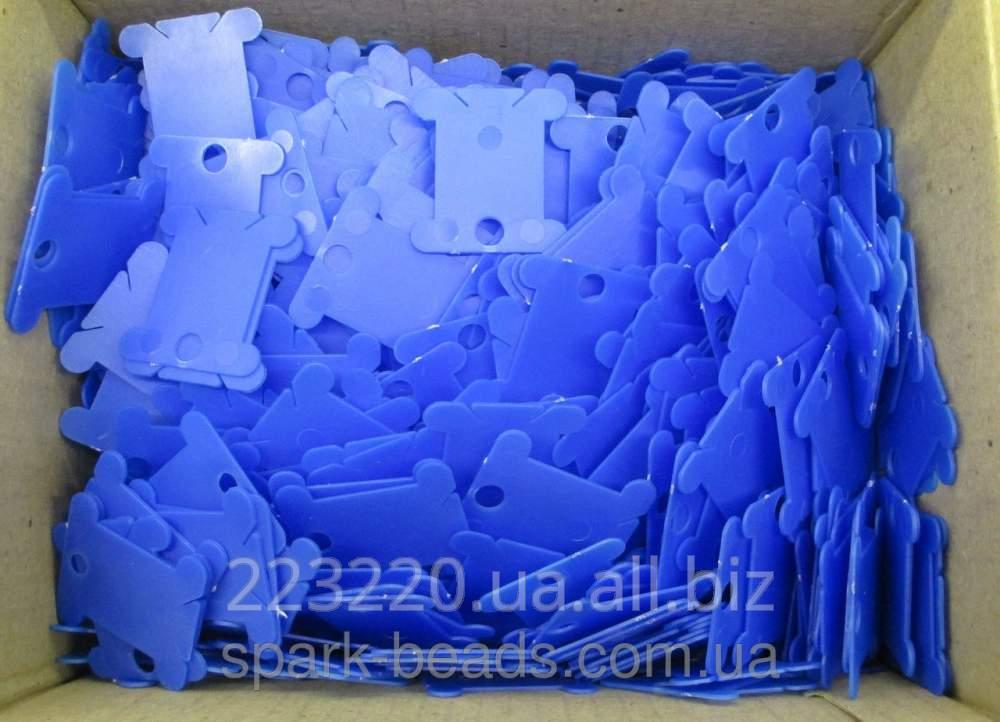 Купить Шпули для мулине пластиковые (500 шт)