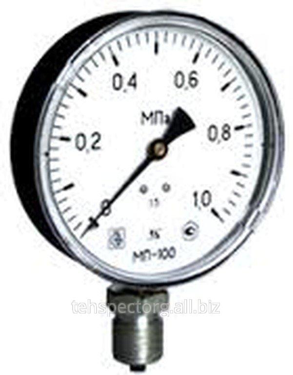 Мановакууметр показ МВП-3У,МВТП-100