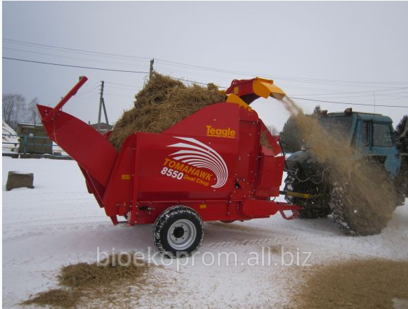 Buy Straw Chopper Tomahawk 8500
