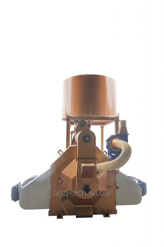 Гранулятор для пеллет из древесины GRP-1.5