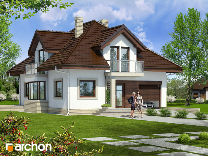 Проект Дом в абелиях