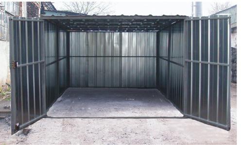 Цены на металлические гаража пушкин купить гараж в