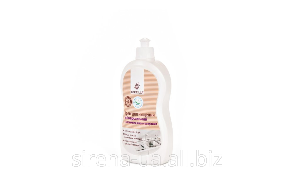 Buy Eko cleaning cream universal with microgranules of Tortilla of 500 ml