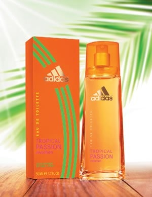 Buy Adidas Tropical Passion For Woman edt 50 ml