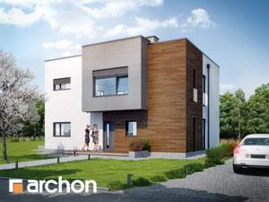 Проект дома - Дом в кротонах