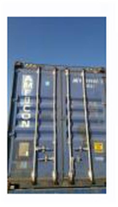 Buy 40 feet sea container dry