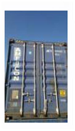 Купити 40 футів сухої морської контейнер