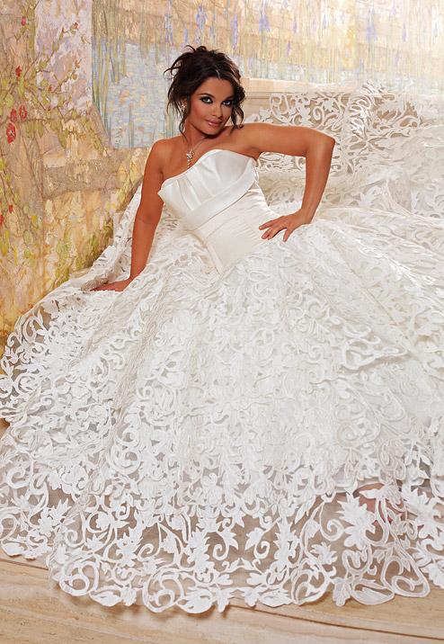 Свадебные платья джермэни