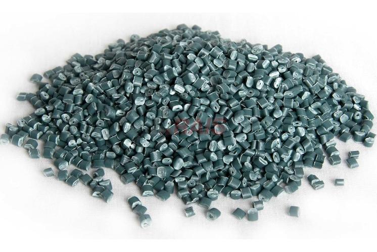 Buy Polyethylene shredded secondary black color