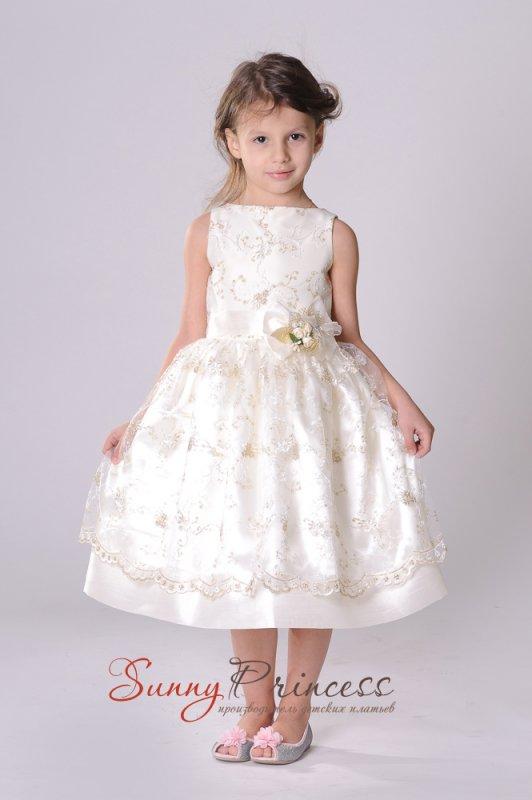 Купить детские нарядные платья украина