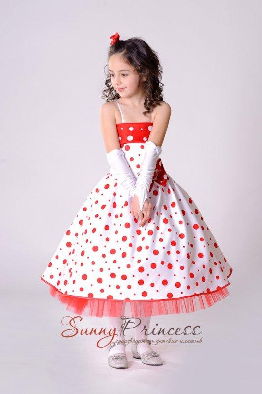 Детские нарядные платья 80d75c7d61942