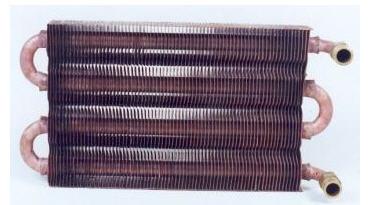 Как заклеить теплообменник газовой колонки где купить средство для промывки теплообменников
