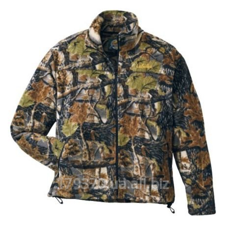 Jacket hunting fleece Cabela's Basecamp Fleece Jacke