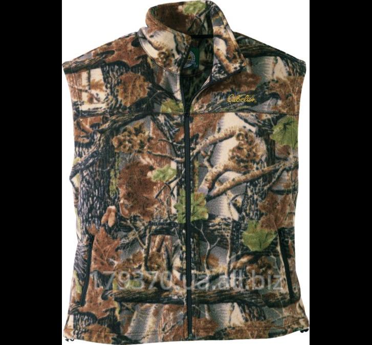 Жилет охотничий флисовый Cabela's Basecamp Fleece Vest