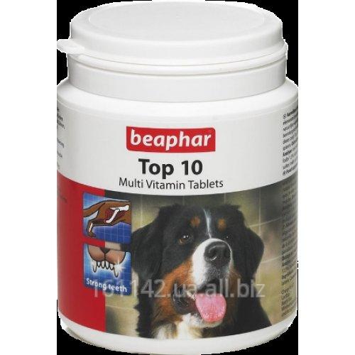 Купить Мультивитамины для собак 180 таб Beaphar TOP 10