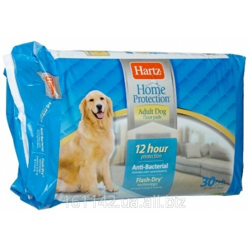 Купить Пеленки супервпитывающие для взрослых собак XL 30 шт Hartz