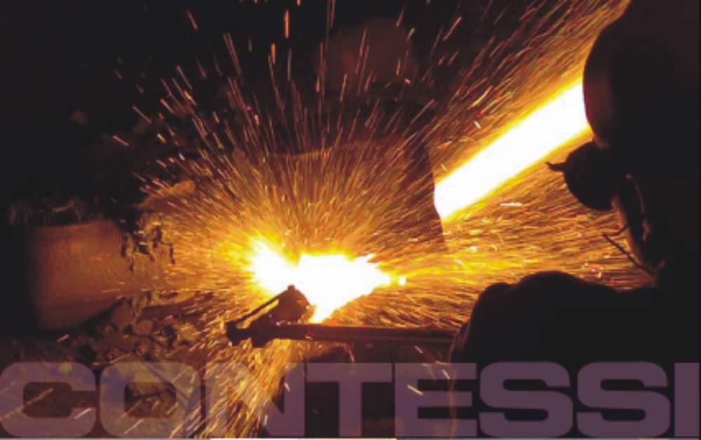 Оборудование для ручной и машинной газокислородной резки CONTESSI