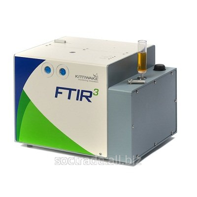 Купить Портативный ИК-Фурье анализатор масел FTIR3