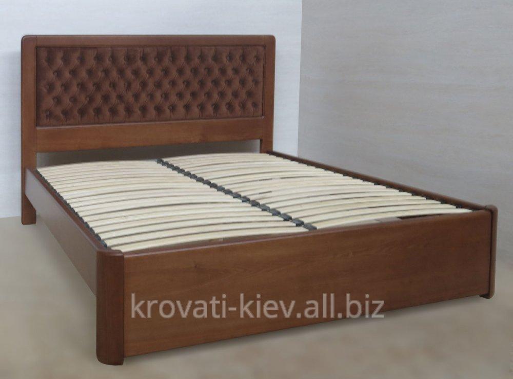 """Buy Double wooden bed """"Diana"""" in Kiev"""