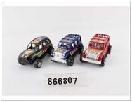 Машинка пластмассовая артикул CJ-0866807