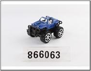 Машинка пластмассовая артикул CJ-0866063