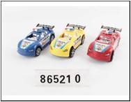 Машинка пластмассовая артикул CJ-0865210
