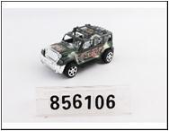 Машинка пластмассовая артикул CJ-0856106