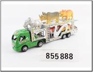 Машинка пластмассовая артикул CJ-0855888