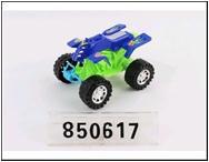 Машинка пластмассовая артикул CJ-0850617