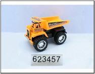 Машинка пластмассовая артикул CJ-0623457
