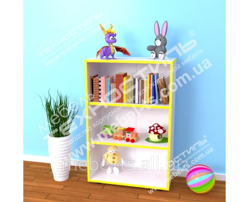 Шкаф детский М-90 ЦВЕТ