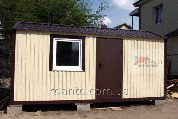 Купить Бытовка новая, строительный вагончик,садовый домик