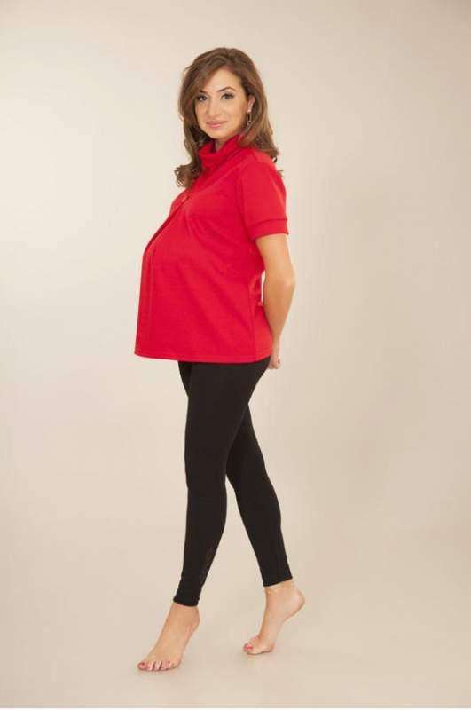 Туника с легинсами для беременных